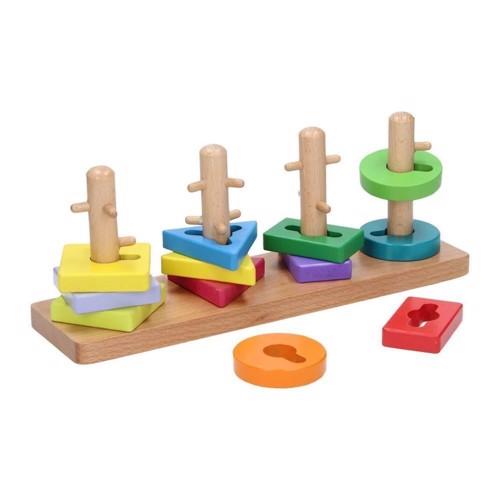 Image of Jouéco Maze Puzzle (8711866800247)