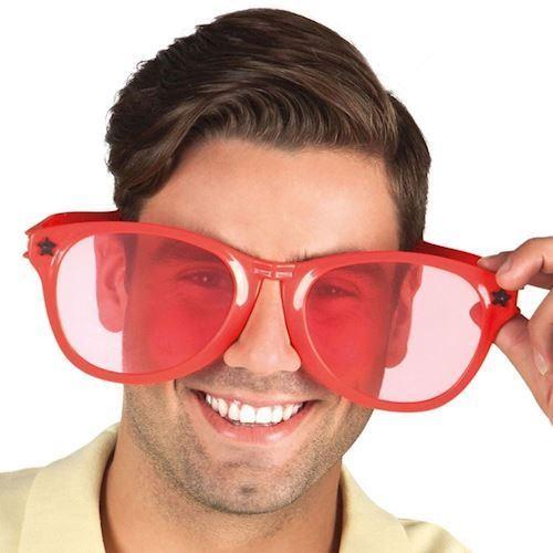 Image of   Udklædning, Party Kæmpe Briller