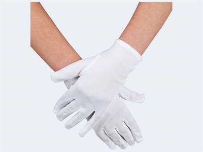 Image of   Handsker Basic hvid