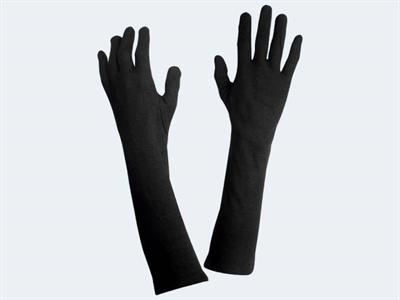 Image of   Handsker lange sort
