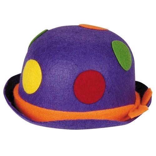 Udklædning, Bowler Hat, Prikker