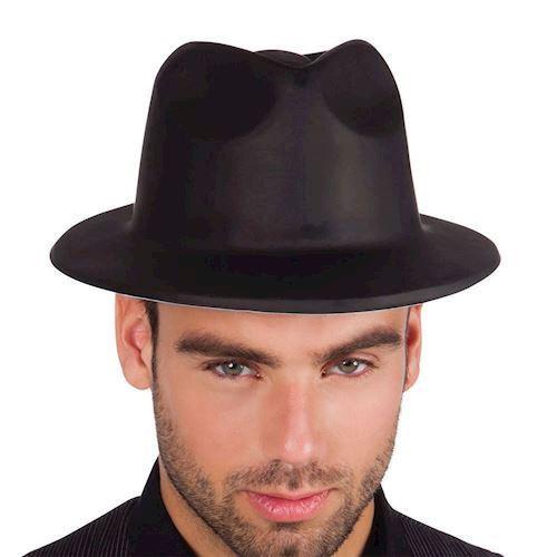 Image of   Udklædning, Mafia hat