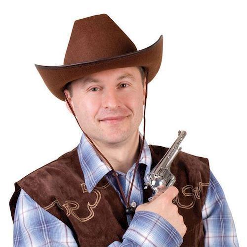 Image of   Udklædning, Cowboy hat