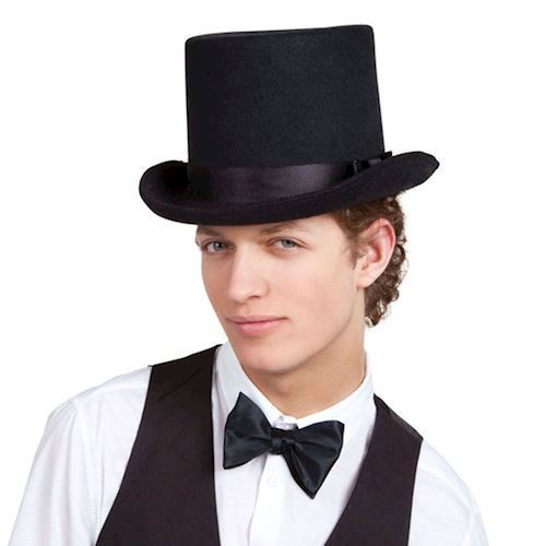 Image of   Udklædning, Top Hat