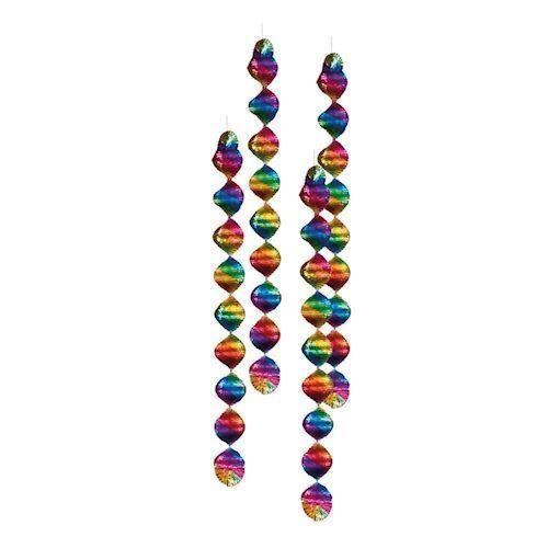 Image of   Spiraler til dekoration, 4 stk