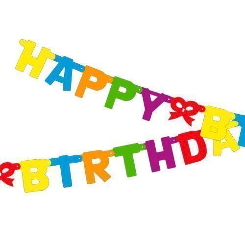 Image of Guirlande Happy Birthday