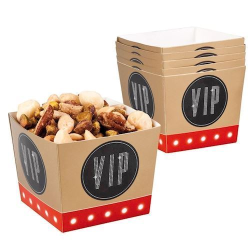 Image of VIP, Snack Bokse, 6 stk (8712026441621)