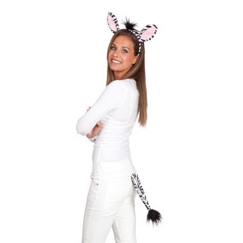 Image of   Udklædning, Zebra
