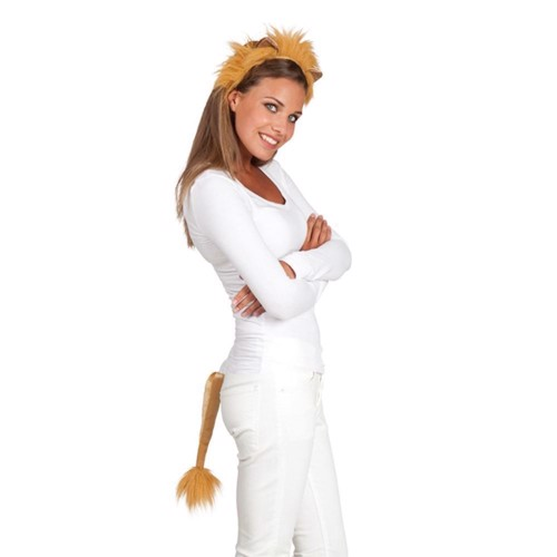 Image of   Udklædning, Løve