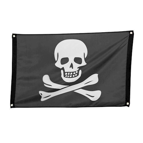 Image of Flag Pirate