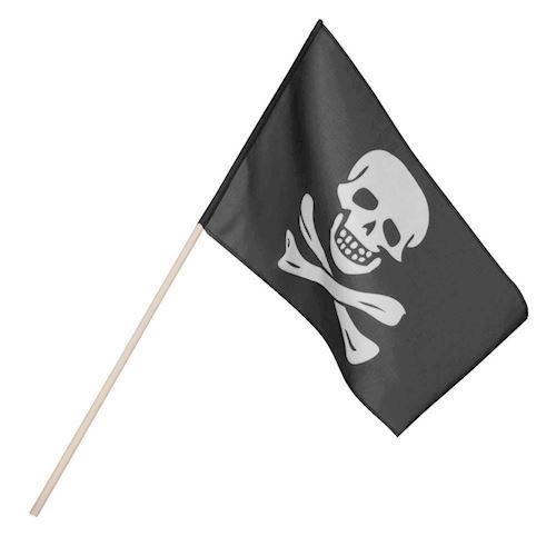 Image of Pirat Flag (8712026741639)