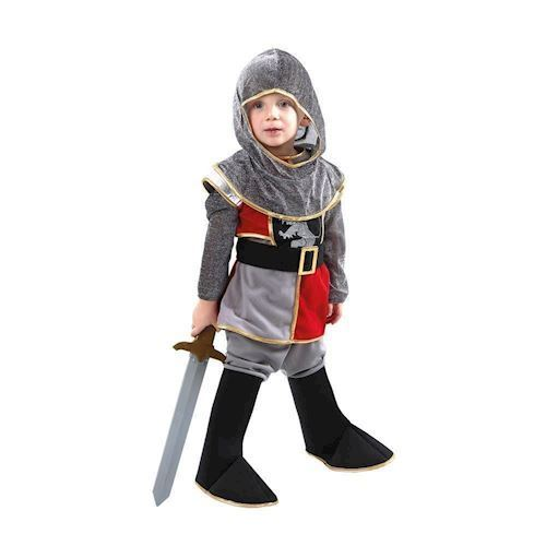 Child Knight costume 3-4