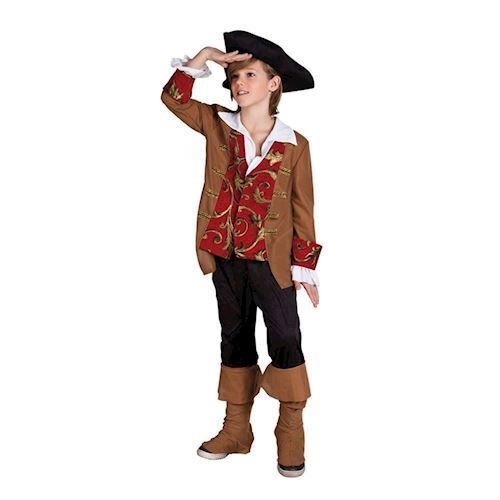 Image of   Childrens costume pirate, 4-6 years