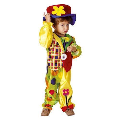 Image of   Klovne kostume 3-4 år