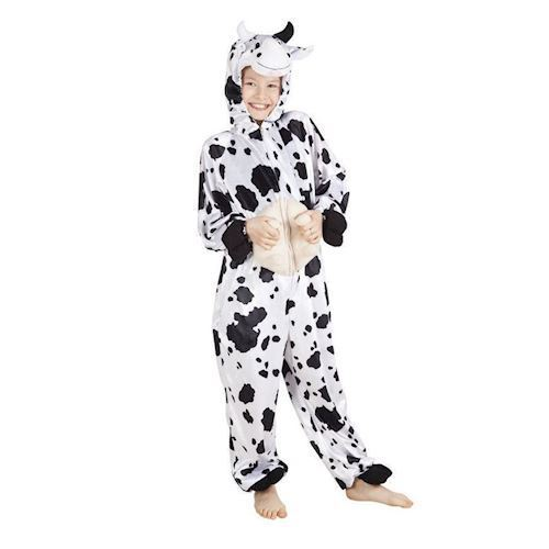 Childrens costume Cow Plush (max. 1.40 m)