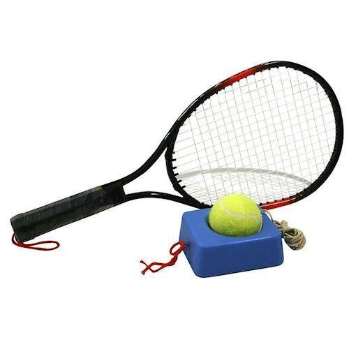 Image of   SportX Tennis Træner med ketcher