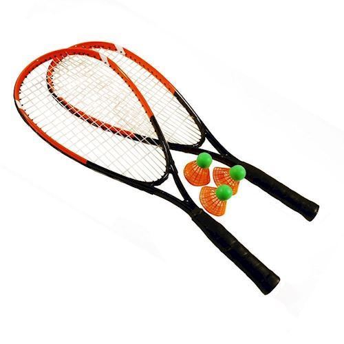 Image of SportX Badmintonsæt (8712051204116)