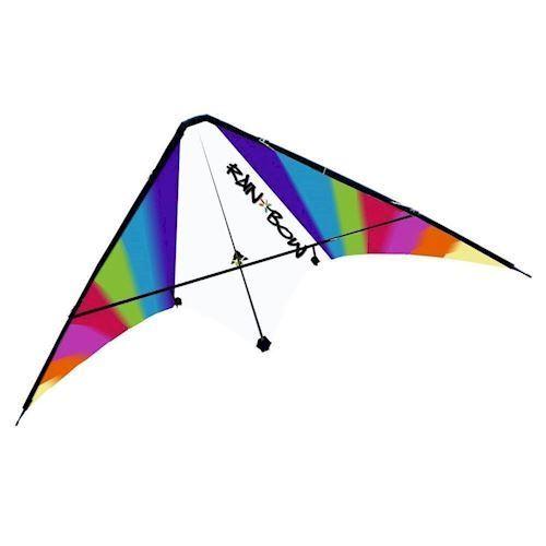 Image of   Rhombus regnbue stuntdrage