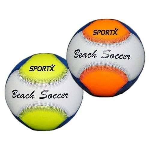 Image of   SportX Fodbold Beach Ball