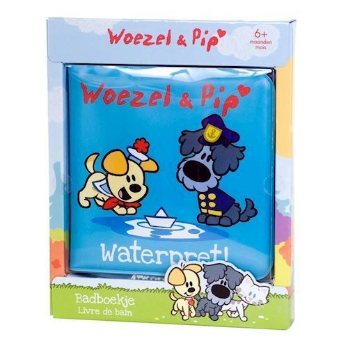 Image of Woezel & Pip Badebog (8712051218984)