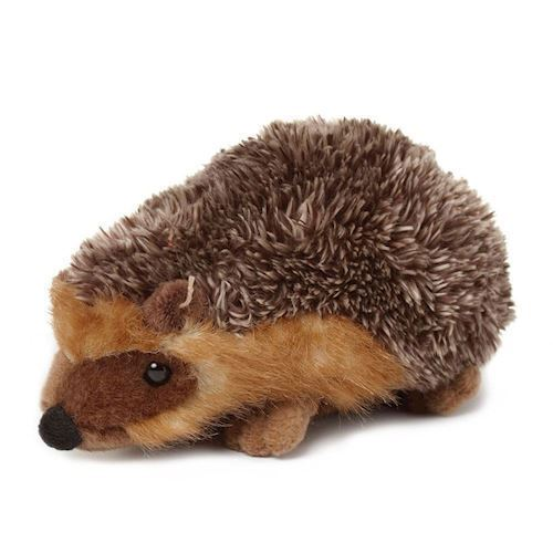 Image of WWF Plush-Hedgehog sitting, 18 cm (8712269001903)