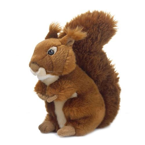 Image of WWF Plush-Squirrel, 23 cm (8712269002238)