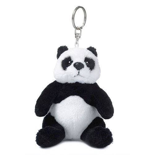 Image of WWF-Panda Plush key chain, 10 cm (8712269002702)