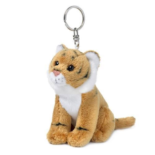 Image of WWF-Tiger Plush key chain, 10 cm (8712269002870)