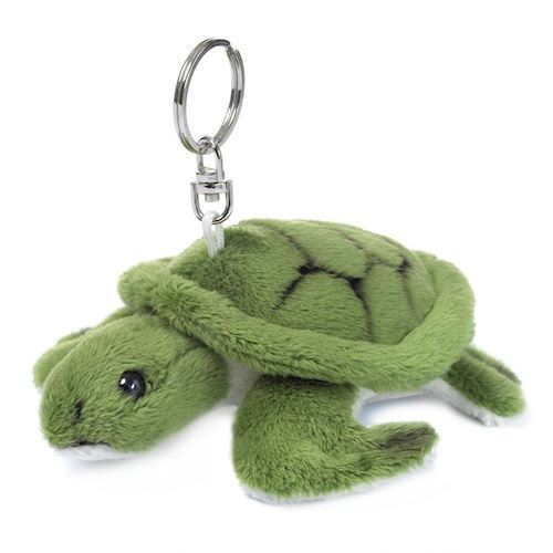 Image of WWF-Turtle Plush key chain, 10 cm (8712269002993)