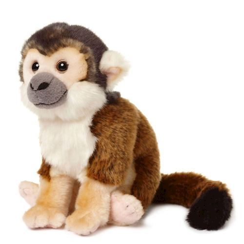 Image of WWF Plush-Monkey Floppy, 20 cm (8712269005727)