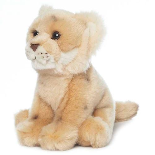 Image of WWF Plush-Lioness Floppy, 15 cm (8712269006038)