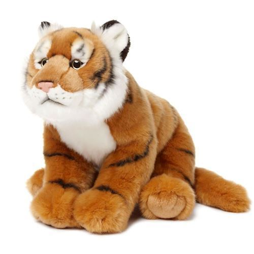 Image of WWF Tiger Plush-Floppy, 40 cm (8712269006076)