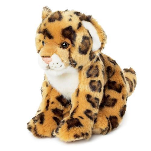 Image of WWF Plush-Jaguar Lying, 33 cm (8712269007943)
