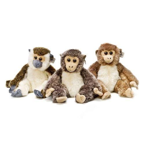 Image of   WWF Bamse - Baby Abe, 23 cm