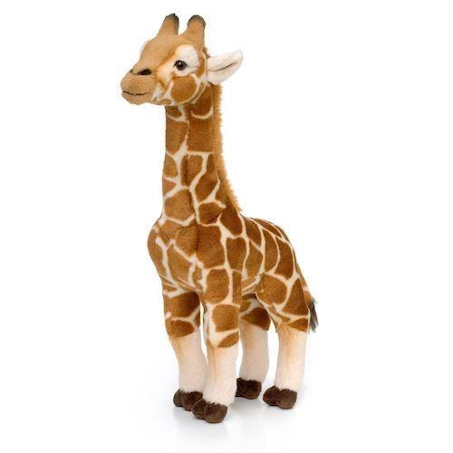 Image of   WWF Plush-Giraffe standing, 38 cm