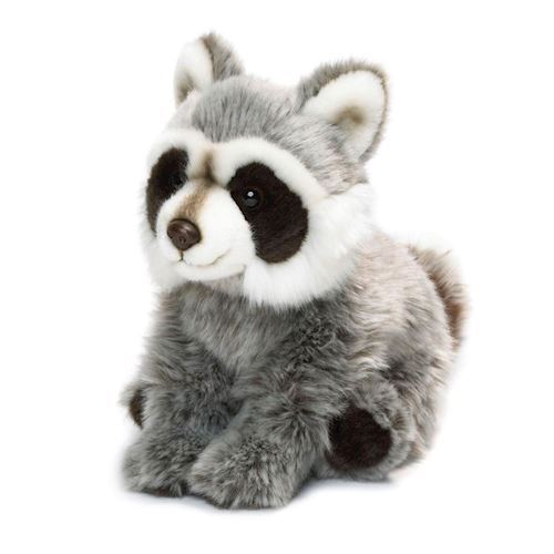 Image of WWF Plush-Raccoon Floppy, 23 cm (8712269145478)
