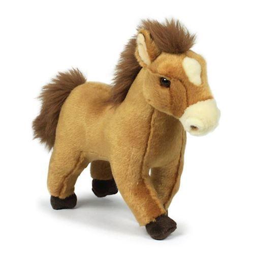 Image of   WNF bamse, hest, 23cm