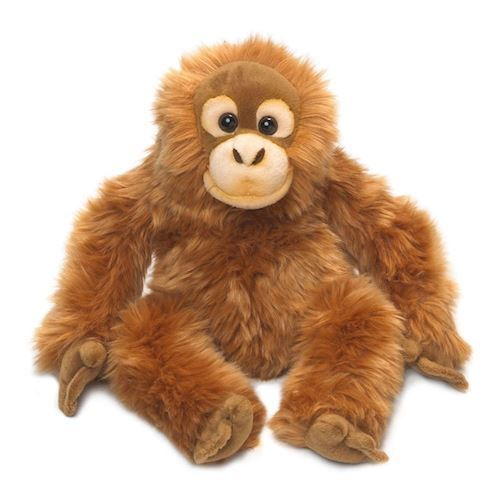 Image of   WWF Bamse - Orangutang, 39cm