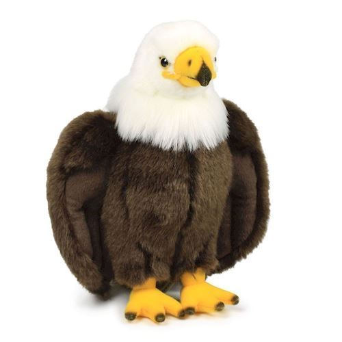 Image of WWF Plush-Eagle, 23 cm (8712269161225)