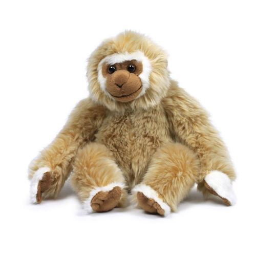Image of WWF Plush-Gibbon Sitting, 23 cm (8712269166527)