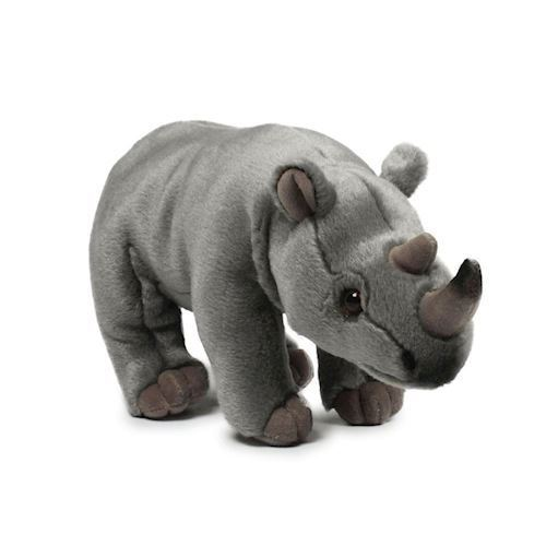 Image of WWF Rhino Plush-Floppy, 30 cm (8712269167401)