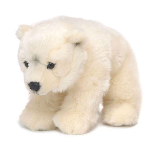 Image of   WWF polar bear Plush-Floppy, 30 cm