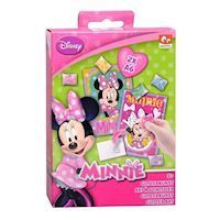 Minnie Mouse Glitter Kunst