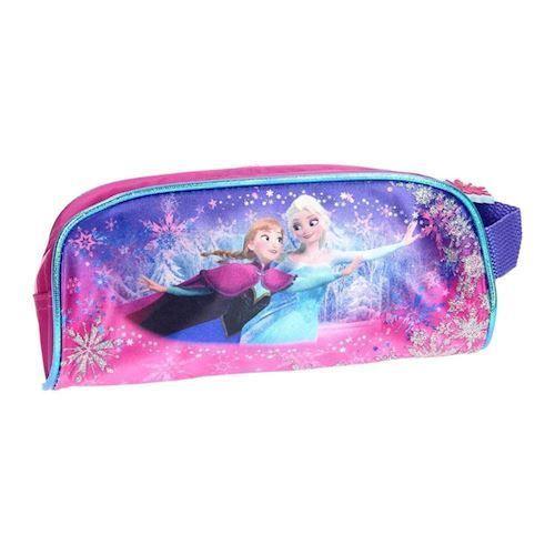 Disney Frozen taske med Anna og Elsa