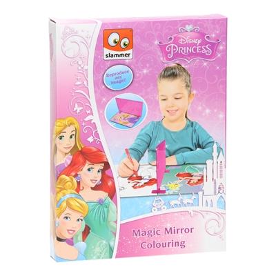 Image of   Disney Princess Magisk Spejlmaling
