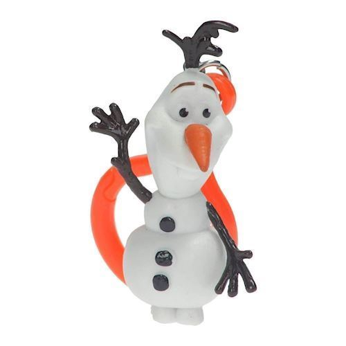 Image of   Disney, Frozen/Frost - 3D Nøglering - Elsa