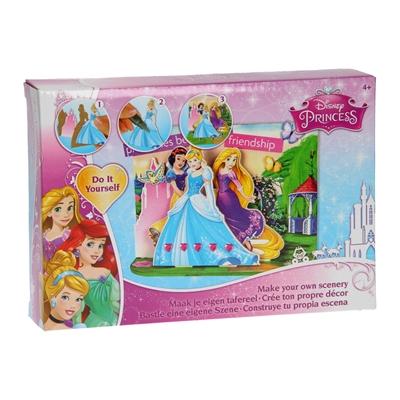 Image of   Disney Princess 3D landskab