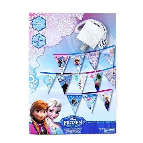 Image of   Disney, Frozen/Frost - Lav din egen flagline