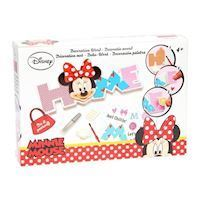 Minnie Mouse ' HOME ' Dekoration