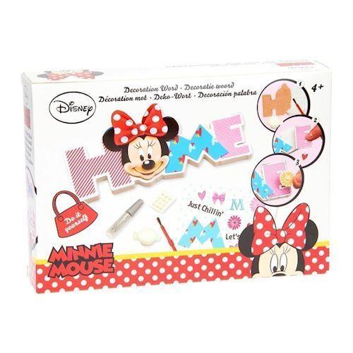 Minnie Mouse  HOME  Dekoration